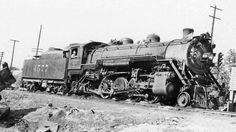 Southern RR 2-8-2 locomotive #4577