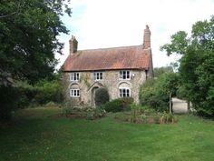 country cottage. I would love a cottage style house