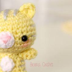 """ #bramacrochet #amigurumi #crochet #kawaii #あみぐるみ  #etsy #etsyshop #diy #yarn #handmade #ganchillo #häkeln #uncinetto #craft #plushies #gato #cat #kitten"""