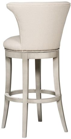 Vanguard Furniture - Our Products - Avery Swivel Bar Stool Cool Bar Stools, Counter Bar Stools, Kitchen Stools, Swivel Bar Stools, Cool Chairs, Bar Chairs, Kitchen Island, Industrial Dining Chairs, Metal Chairs