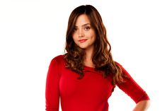 Jenna Coleman is an amazing actress in Doctor Who.