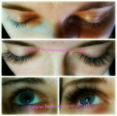 Eyelash extensions by Kay @ Be YouNique