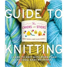 DIY Book - Guide to Knitting