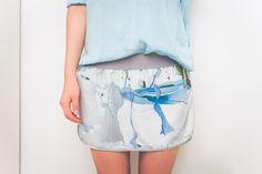 Flo. shorts.