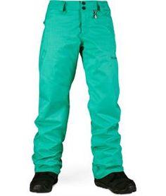 2eaabaa7d3be Volcom Boom Ins Snowboard Pants - Womens