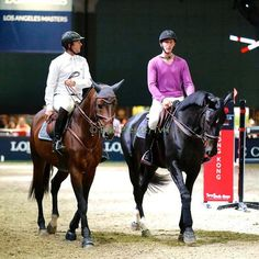 Patrice Delaveau / CARINJO HDC and Kevin Staut / OH D'EOLE