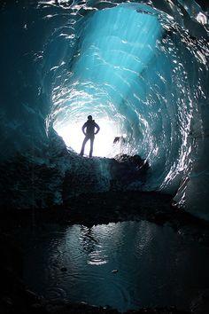 The Kverkfjöll Ice Caves