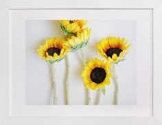 """Summer Sun"" by Kristin Muntean in beautiful frame options and a variety of sizes."