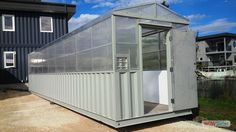 container structure greenhouse - Google zoeken