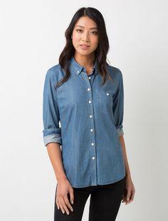 Women's Bailey Denim Shirt
