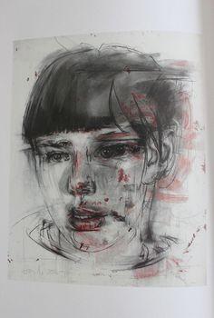 Jenny Saville, painter, Great Britain