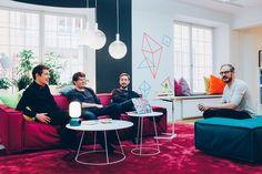 Agigen's Stockholm office