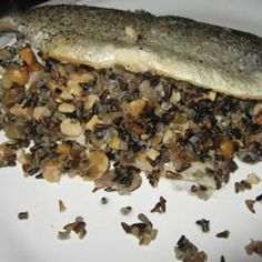 Wild Rice with Rosemary and Cashew Stuffing Allrecipes.com