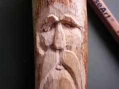 Wood Spirit Carving Tutorial