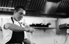 Adam Simmonds (one of my two food heroes)