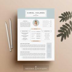Typography  4 la page modèle de curriculum vitae et lettre de motivation  références mod