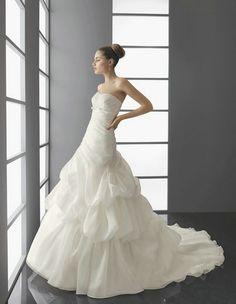 Aire by Rosa Clara style PANDORA Wedding dress