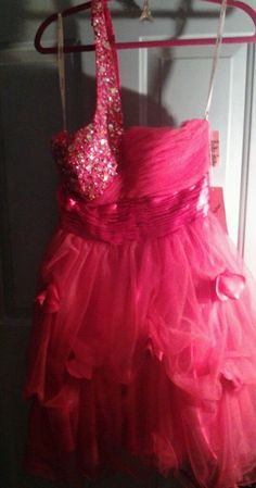 Pageant Prom Dress by Party Time  Formals size 10 Ball Gown NWAtags  #PartyTimeFormals #Tiered #Formal