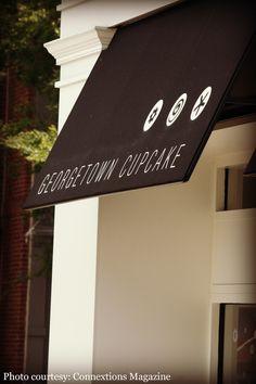 Georgetown Cupcakes in Washington DC #DCcupcakes
