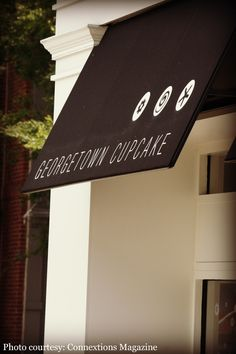 Georgetown Cupcakes in Washington DC #DCcupcakes