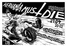 Hervanta Must Die: Chestburster, Corolla Superstars