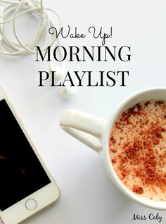 The ultimate playlist to wake up and get started for the day! By Miss Caly Up Music, Music Mood, Music Is Life, Music Songs, Good Music, Mood Songs, Party Playlist, Spotify Playlist, Wake Up Songs