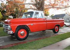 Meet Big Red - 1966 Custom Camper - Page 2 - The 1947 - Present Chevrolet & GMC Truck Message Board Network