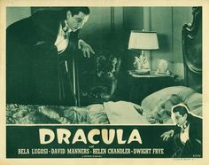 Released: February 1931 Director: Tod Browning Not Rated Run Time: 85 Minutes Genre: Horror/Fantasy Distributor: Universal Pictures Cast: Bela Lugosi: Count Dracula Helen Chandler: Mina David Manne…