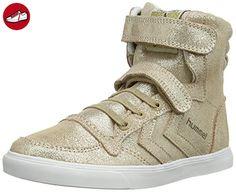 Slimmer Stadil Low, Sneakers Basses mixte adulte, Noir (Black/white Kh), 38 EUHummel