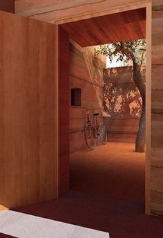 rammed earth - my dream-style home