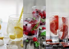 15 Beautiful & Healthy Fruit Water Recipes To Replace Soda