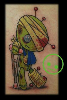 Voodoo doll tattoos are the most popular voodoo tattoos, but there are many varieties. Check out this gallery of all kinds of voodoo tattoos! Voodoo Doll Tattoo, Voodoo Dolls, Easy Drawings, Tattoo Drawings, Tattoos, Couple Drawings, Beautiful Pencil Sketches, Scary Animals, Bear Coloring Pages