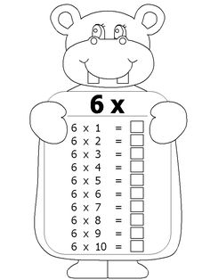 cute printables for math practice. We slide them inside a page protector and use dry erase markers. Math For Kids, Fun Math, Math Games, Math Activities, Maths Times Tables, File Folder Activities, Math Boards, Math Multiplication, Math Practices
