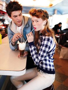 Wild At Heart, Teen Vogue February Features Julia Hafstrom Photography By: Arthur Elgort Teen Vogue, Vogue Fashion, Kids Fashion, Classy Fashion, Apps For Teens, Out To Lunch, Crisp White Shirt, Date Outfits, Preppy Style
