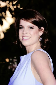 One of my favorite pictures of Princess Eugenie.