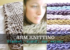 The post 3 Arm Knitting Tutorials appeared first on Andreas Notebook. Arm knitting is the...