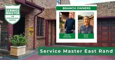 At the beginning of March our newest branch started operating! Service Master East Rand is run by Norman Stidworthy & Janine James and is based in Boksburg. You can be sure of the same high service standards and ethical business practices for which Service Master is well known. They service Boksburg, Benoni, Edenvale, Germinston, Kempton Park, Brakpan, Springs and Nigel.  #EastRand #EastRandServiceMaster #ServiceMasterSA Kempton Park, Pest Management, Business Ethics, Pest Control Services, Professional Services, Norman, March, Mac