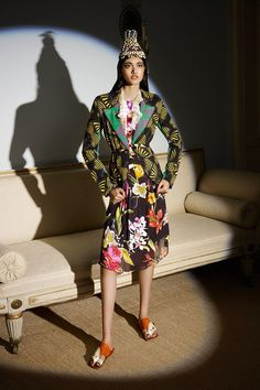 Duro Olowu - Abstract floral