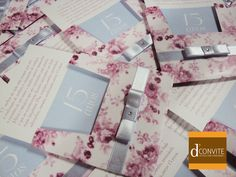 convites de casamento classicos rosa - Pesquisa Google