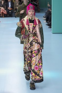 View the full Fall 2018 collection from Gucci.