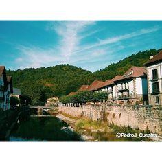 #FotoRecuerdos  #Ochagavia #Navarra #ValledeSalazar #Pirineos #Navarra #Agosto14  #mountains #Valley #pirineus #Spain