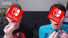 che gusto hanno le schede dei giochi di nintendo switch? perchè questa domanda? perchè alcuni ragazzi le hanno assaggiate davvero