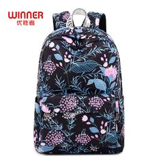US  18.61 51% OFF Aliexpress.com   Buy WINNER Large Capacity Women Backpack  2018 New Multifunction Flower Backpacks Bags For Women Waterproof Canvas ... 49a95247f4