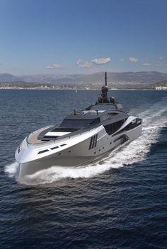 The Milliardaire Yacht