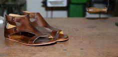 SOTO - Spring Summer Must Have Leather Sandals - Bed|Stu