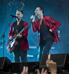 Depeche Mode - Global Spirit Tour 2017