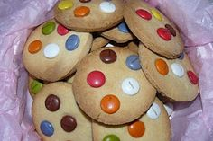 Lacasitos cookies