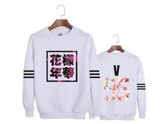 BTS's autumn jacket bts suga moletom shirt hoodie bangtan sweatshirts sweatshirt kpop clothes for girls pink kyliejenner
