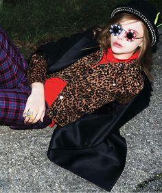 Nylon Magazine Photoshoot 2013 #ChloeMoretz #cmoretznews