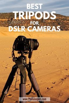 Heavy-duty camera tripods are available in different designs and budgets, and choosing your ideal fit can be quite overwhelming. In this guide, we have compiled the following resources for buying the best tripod for heavy lenses and DSLR cameras: The top 10 sturdy tripods for DSLRs and heavy lenses for all kinds of budgets; How to choose the best sturdy camera tripod for your type of photography #photography #tripod #cameragear #photojeepers Best Tripod For Dslr, Camera Tripod, Types Of Photography, Photography Gear, Blogging Camera, Take Video, Dslr Cameras, Ideal Fit, Travel Videos